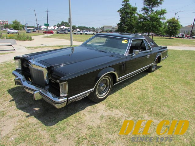 1978 Lincoln Continental Mark VIII