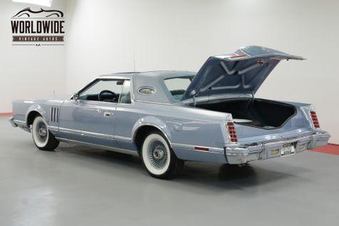 1978 Lincoln MARK V CONTINENTAL DIAMOND JUBILEE   Denver, CO   Worldwide Vintage Autos in Denver, CO