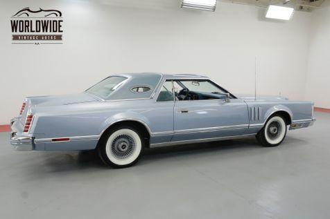 1978 Lincoln MARK V CONTINENTAL DIAMOND JUBILEE | Denver, CO | Worldwide Vintage Autos in Denver, CO