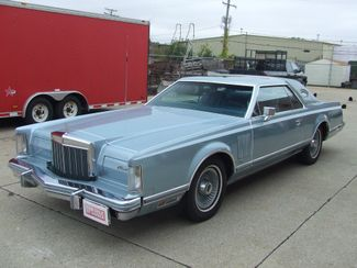 1978 Lincoln Mark V Diamond Jubilee  | Mokena, Illinois | Classic Cars America LLC in Mokena Illinois