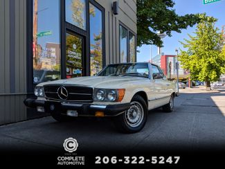 1978 Mercedes-Benz 450SL Roadster 56,000 Original Miles Exceptional