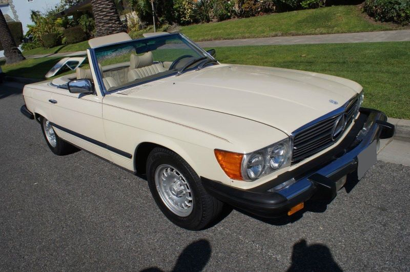 1978 Mercedes-Benz 450SL Roadster 56000 Original Miles Exceptional Documented West Coast History Hard to Duplicate  city Washington  Complete Automotive  in Seattle, Washington