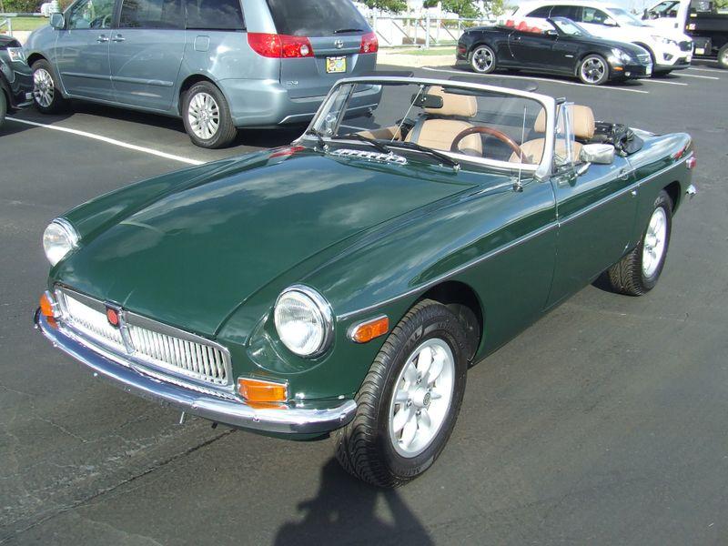 1978 Mg MGB  | Mokena, Illinois | Classic Cars America LLC in Mokena Illinois