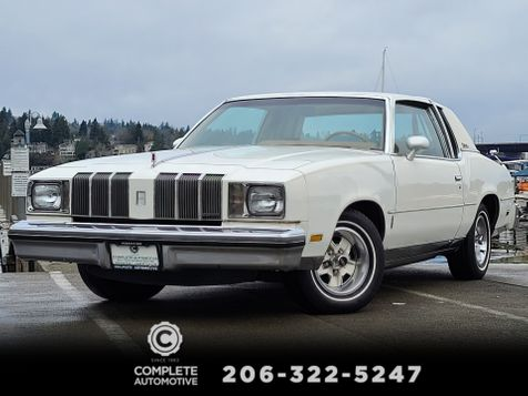 1978 Oldsmobile Cutlass Supreme Brougham Coupe 1 Owner 59,000 Original Miles Local 1 Owner All Stock V8  in Seattle