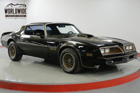 1978 Pontiac TRANS AM 6.6L V8 MOTOR SMOKEY AND THE BANDIT | Denver, CO | Worldwide Vintage Autos in Denver, CO