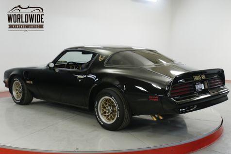 1978 Pontiac TRANS AM  SMOKEY & THE BANDIT MAG CAR RARE 403 6.6L | Denver, CO | Worldwide Vintage Autos in Denver, CO