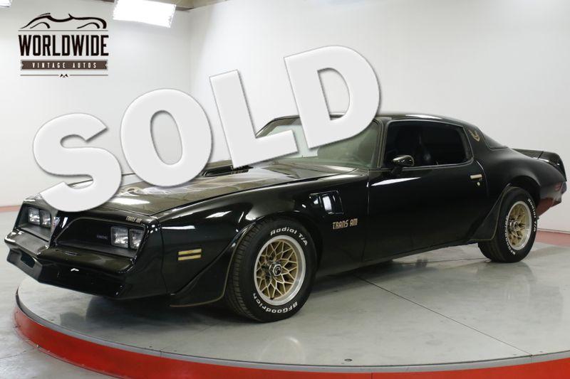 1978 Pontiac TRANS AM  SMOKEY & THE BANDIT MAG CAR RARE 403 6.6L | Denver, CO | Worldwide Vintage Autos