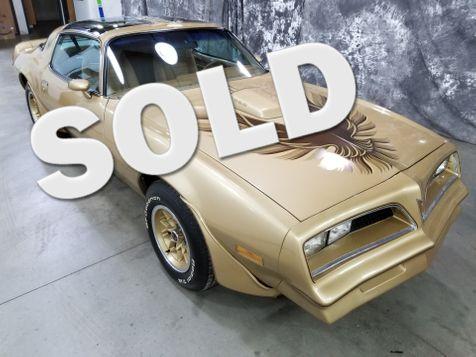 1978 Pontiac Trans Am  GoldBird SE Y88  W72  WS6 in Dickinson, ND