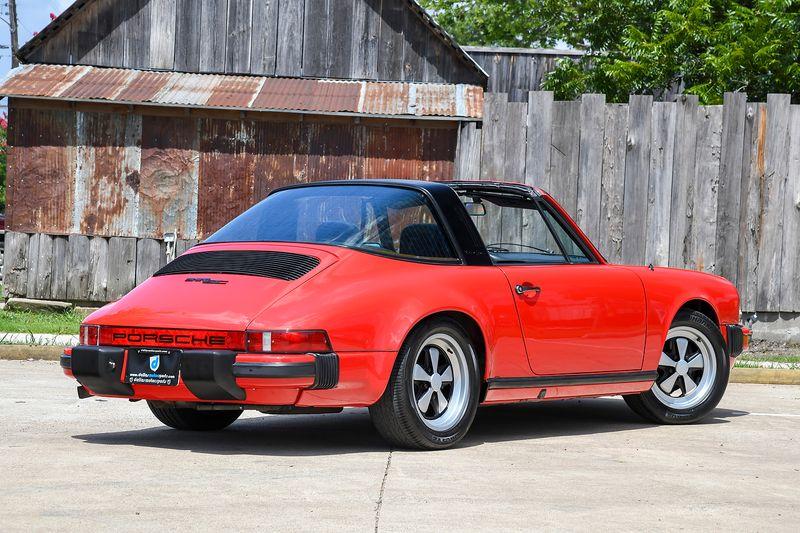 1978 Porsche 911 Targa   city TX  Dallas Motorsports  in Wylie, TX