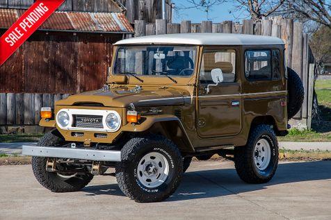 1978 Toyota FJ40 LAND CRUISER in Wylie, TX