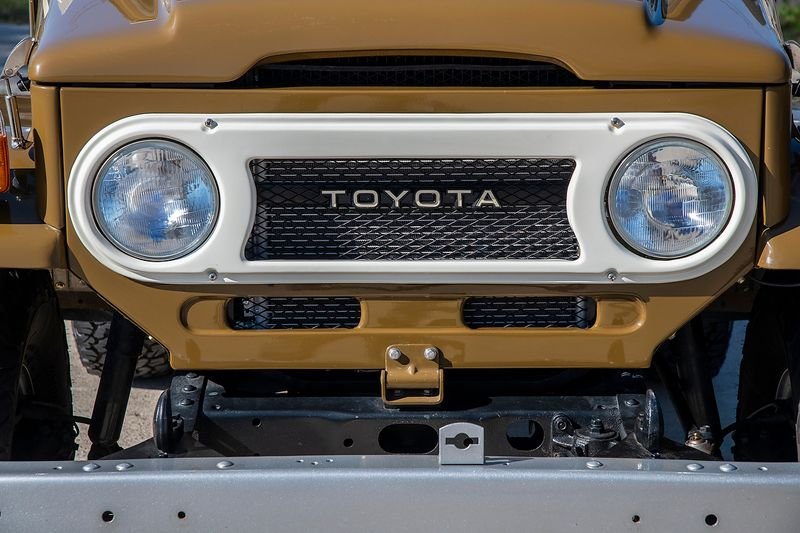 1978 Toyota FJ40 LAND CRUISER  city TX  Dallas Motorsports  in Wylie, TX
