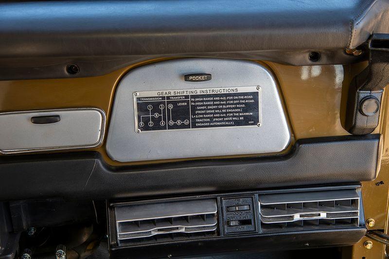 1978 Toyota FJ40 LAND CRUISER  city TX  Dallas Motorsports  in Wylie, TX