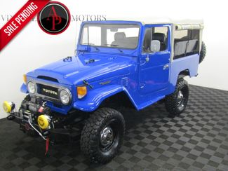 1978 Toyota FJ43 FRAME OFF RESTO. FACTORY SOFT TOP in Statesville, NC 28677