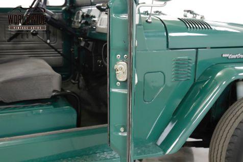 1978 Toyota LAND CRUISER FJ LAND CRUISER 4.2L I6 PS MANUAL | Denver, CO | Worldwide Vintage Autos in Denver, CO