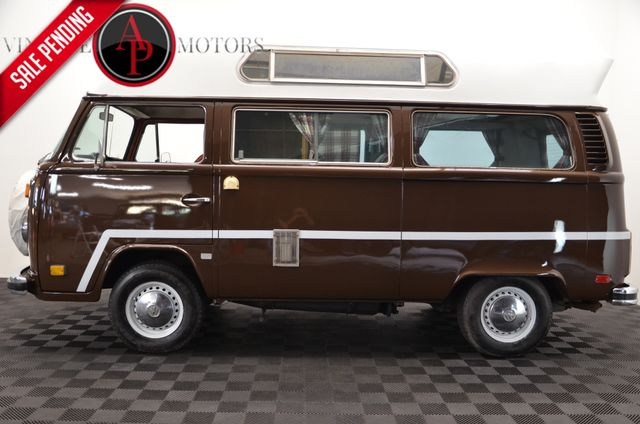 1978 Volkswagen BAY WINDOW BUS RARE ADVENTUREWAGEN