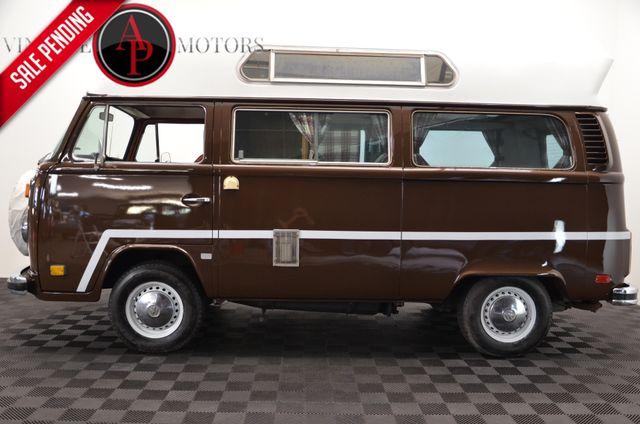 1978 Volkswagen BAY WINDOW BUS RARE ADVENTUREWAGEN