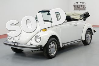 1978 Volkswagen BEETLE in Denver CO