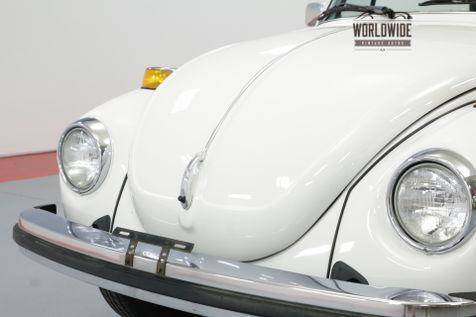 1978 Volkswagen BEETLE CONVERTIBLE BUG. COLLECTOR. CRUISER.    Denver, CO   Worldwide Vintage Autos in Denver, CO
