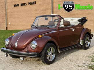 1978 Volkswagen Super Beetle Cabriolet in Hope Mills, NC 28348