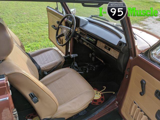 1978 Volkswagen Super Beetle Cabriolet in Hope Mills, NC 28348