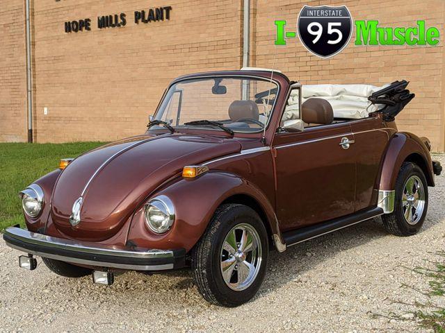 1978 Volkswagen Super Beetle Cabriolet