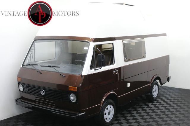 1978 Volkswagen VAN LT28 FULL CAMPER 50K MILES