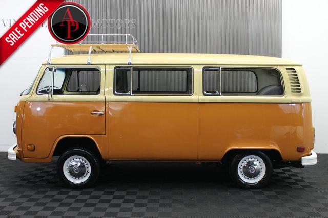 1978 Volkswagen BAY WINDOW BUS TRANSPORTER