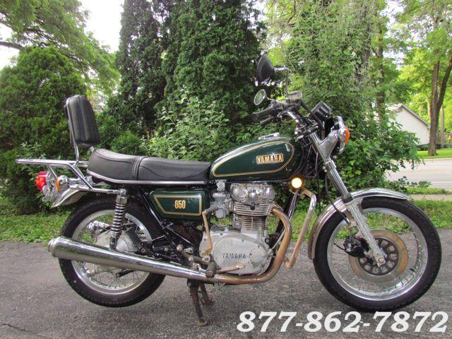 1978 Yamaha XS650 XS650E