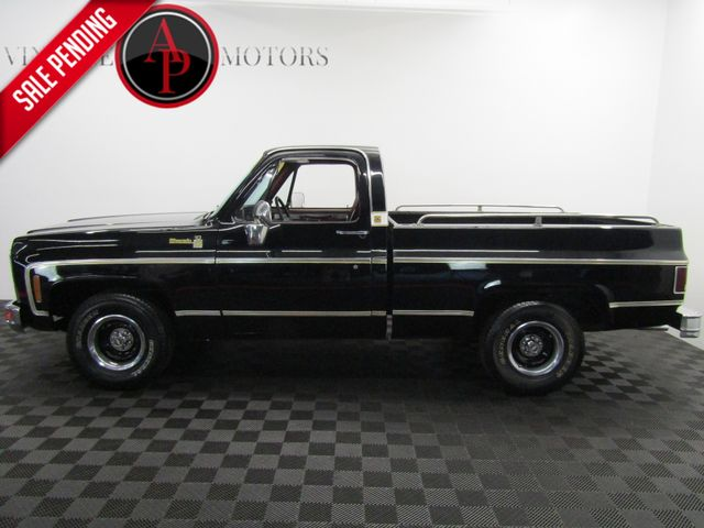 1979 Chevrolet C10 V8 AUTOMATIC PS PB AC