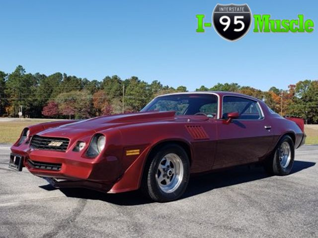 1979 Chevrolet Camaro Z28 Big Block