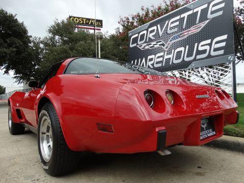 1979 Chevrolet Corvette  Coupe L-82, Auto, Glass T-Tops, Only 68k! | Dallas, Texas | Corvette Warehouse  in Dallas, Texas