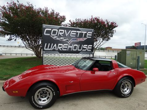 1979 Chevrolet Corvette  Coupe L-82, Auto, Glass T-Tops, Only 68k! | Dallas, Texas | Corvette Warehouse  in Dallas, Texas