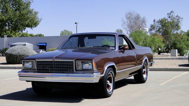 1979 Chevrolet EL CAMINO 350 GM CRATE ENGINE ICE COLD A/C Phoenix, Arizona 14