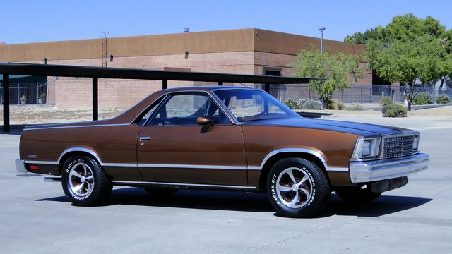 1979 Chevrolet EL CAMINO 350 GM CRATE ENGINE ICE COLD A/C Phoenix, Arizona 30