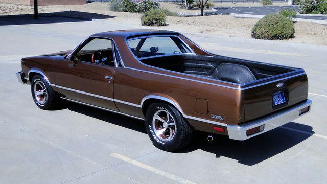 1979 Chevrolet EL CAMINO 350 GM CRATE ENGINE ICE COLD A/C Phoenix, Arizona 8