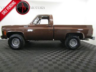 1979 Chevrolet K10 V8 FRONT DISC PS 4X4 in Statesville, NC 28677