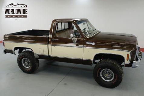 1979 Chevrolet TRUCK  CHEYENNE 4x4. 69K MILES! COLLECTOR AC V8    Denver, CO   Worldwide Vintage Autos in Denver, CO
