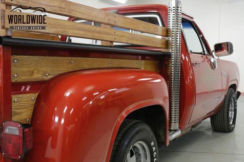 1979 Dodge LIL RED EXPRESS  ADVENTURER D150 RARE LOW PRODUCTION 77K MILES! | Denver, CO | Worldwide Vintage Autos in Denver, CO