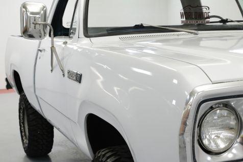 1979 Dodge PICKUP 4X4. SHORT BOX. 360V8. MANUAL TRANS.    Denver, CO   Worldwide Vintage Autos in Denver, CO