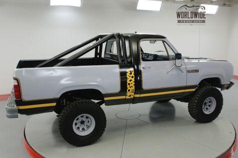 1979 Dodge POWER WAGON  MACHO. 4x4. 440 V8 PS PB 4x4 1000 MILES  | Denver, CO | Worldwide Vintage Autos in Denver, CO