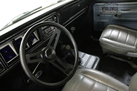 1979 Ford BRONCO RARE 2ND GEN. REMOVABLE TOP. 351V8. 4X4. | Denver, CO | Worldwide Vintage Autos in Denver, CO