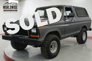 1979 Ford BRONCO  in Denver CO