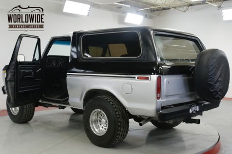 1979 Ford BRONCO RANGER XLT CONVERTIBLE 4x4 351 V8 MUST SEE  | Denver, CO | Worldwide Vintage Autos in Denver, CO