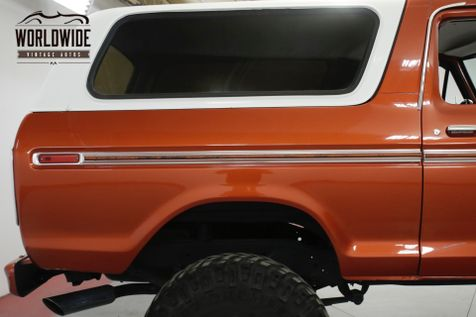 1979 Ford BRONCO 400M C6 AUTO 4X4 LIFTED PS PB  | Denver, CO | Worldwide Vintage Autos in Denver, CO
