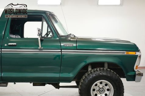 1979 Ford BRONCO XLT RESTORED CONVERTIBLE 400 V8 PS PB AUTO | Denver, CO | Worldwide Vintage Autos in Denver, CO