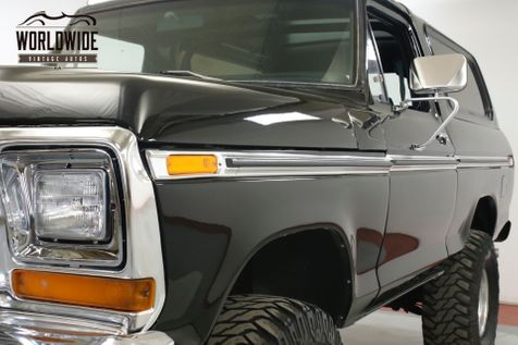 1979 Ford BRONCO  NEW 351M V8. AUTO 4X4 PS PB | Denver, CO | Worldwide Vintage Autos in Denver, CO