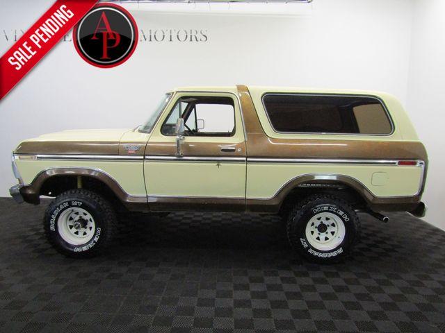 1979 Ford BRONCO RANGER XLT 64k NEW MEXICO TRUCK
