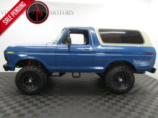 1979 Ford Bronco RANGER XLT PACKAGE AUTO PS PB in Statesville, NC 28677