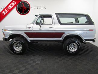 1979 Ford BRONCO FRAME OFF RESTORATION in Statesville, NC 28677