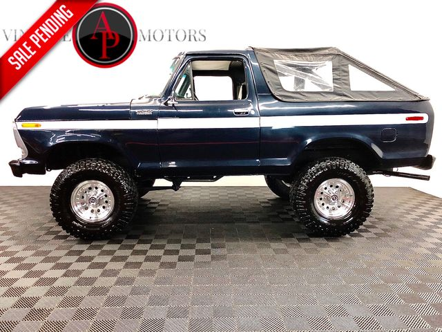 1979 Ford Bronco AC 4X4 RANGER in Statesville, NC 28677